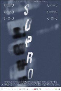 Sopro - poster