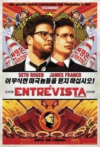 A Entrevista - poster nacional