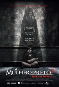 A Mulher de Preto 2: Anjo da Morte - poster nacional