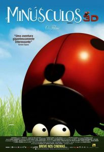Minúsculos: O Filme - poster nacional