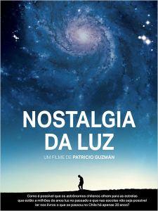 Nostalgia da Luz - poster nacional