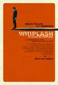 Whiplash: Em Busca da Perfeição - poster nacional