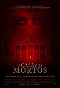 A Casa dos Mortos - poster nacional