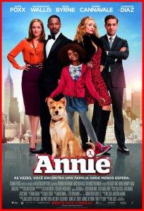 Annie - poster nacional