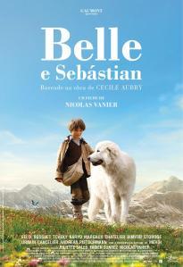 Belle e Sebástian - poster nacional