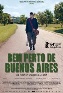 Bem Perto de Buenos Aires - poster nacional