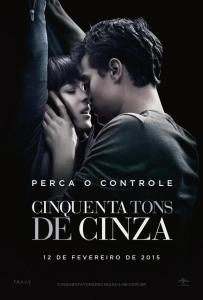 Cinquenta Tons de Cinza - poster nacional