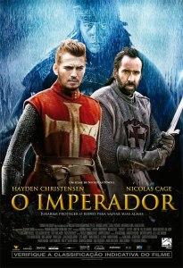 O Imperador - poster nacional