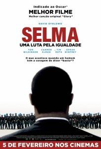 Selma: Uma Luta Pela Igualdade - poster nacional