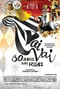 Vai-Vai: 80 Anos nas Ruas - poster