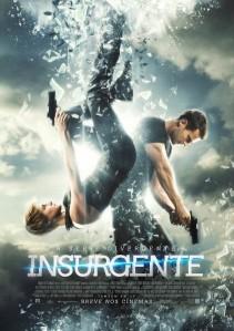 A Série Divergente: Insurgente - poster nacional