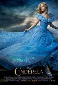 Cinderela - poster nacional