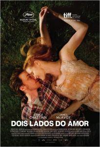 Dois Lados do Amor - poster nacional