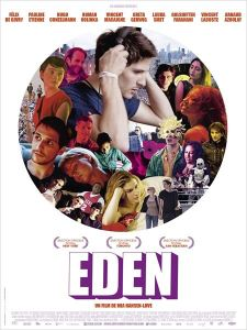 Eden - poster