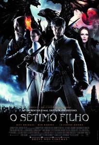 O Sétimo Filho - poster nacional
