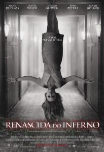 Renascida do Inferno - poster nacional