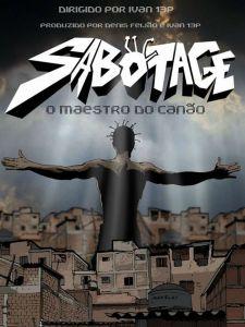 Sabotage: O Maestro do Canão - poster