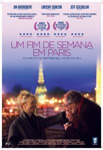 Um Fim de Semana em Paris - poster nacional