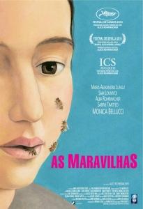As Maravilhas - poster nacional