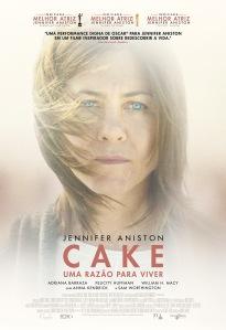 Cake: Uma Razão Para Viver - poster nacional