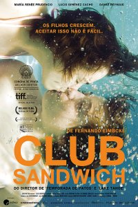 Club Sandwich - poster nacional