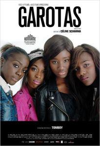 Garotas - poster nacional