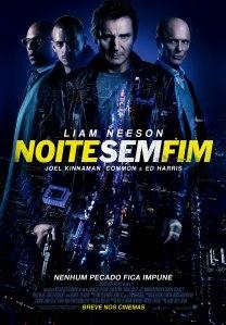 Noite Sem Fim - poster nacional