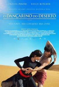 O Dançarino do Deserto - poster nacional