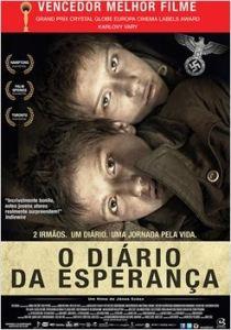 O Diário da Esperança - poster nacional