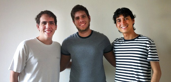 Henrique Bejgel, Eric Salama, Rodrigo Coelho