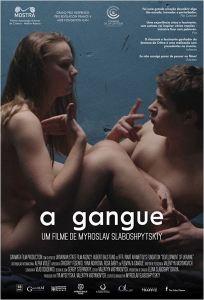 A Gangue - poster nacional