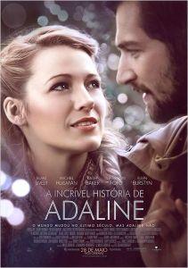 A Incrível História de Adaline - poster nacional