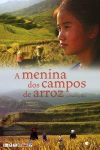 A Menina dos Campos de Arroz - poster nacional