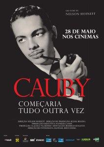Cauby - Começaria Tudo Outra Vez - poster