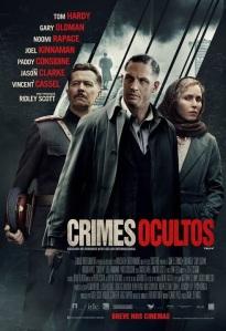 Crimes Ocultos - poster nacional