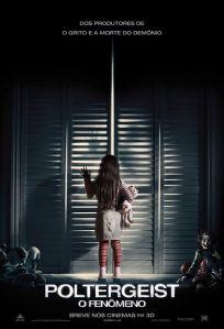 Poltergeist: O Fenômeno - poster nacional
