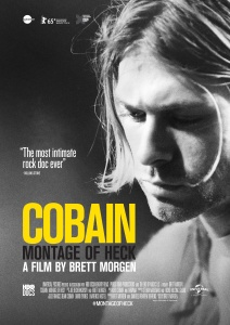 Cobain: Montage of Heck - poster
