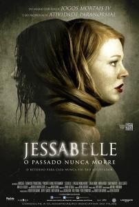 Jessabelle: O Passado Nunca Morre - poster nacional