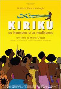 Kiriku: Os Homens e as Mulheres - poster nacional