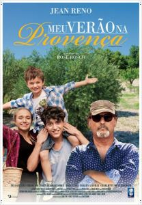 Meu Verão na Provença - poster nacional