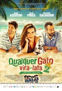 Qualquer Gato Vira-Lata 2 - poster