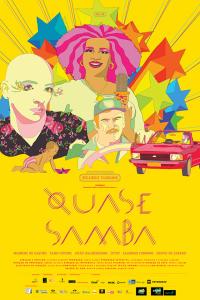 Quase Samba - poster