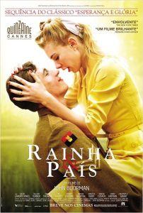 Rainha & País - poster nacional