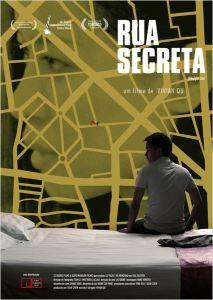 Rua Secreta - poster nacional