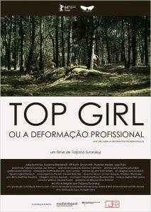 Top Girl ou a Deformação Profissional - poster nacional