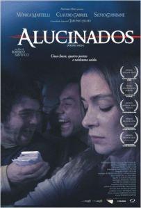 Alucinados - poster