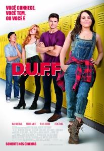D.U.F.F. - poster nacional