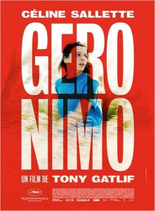 Geronimo - poster