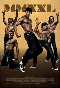Magic Mike XXL - poster nacional