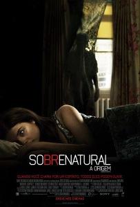Sobrenatural: A Origem - poster nacional